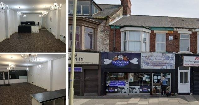 Retail Unit on Westoe Road, South Shields, Tyne & Wear, NE33 4LU