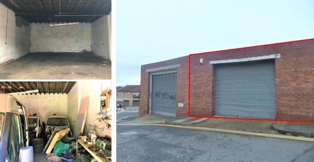 Garage Croudace Row, Felling, Gateshead, NE10 9LZ