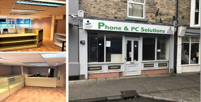 Retail Unit in Hope Street, Crook, DL15 9HT