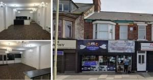 Retail Unit on Westoe Road, South Shields, Tyne & Wear, NE33 4LU