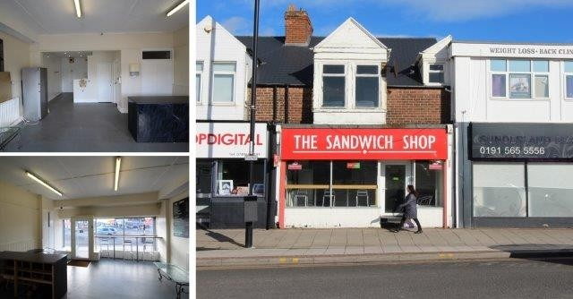 Retail Unit Windsor Terrace, Sunderland, SR2 9QF