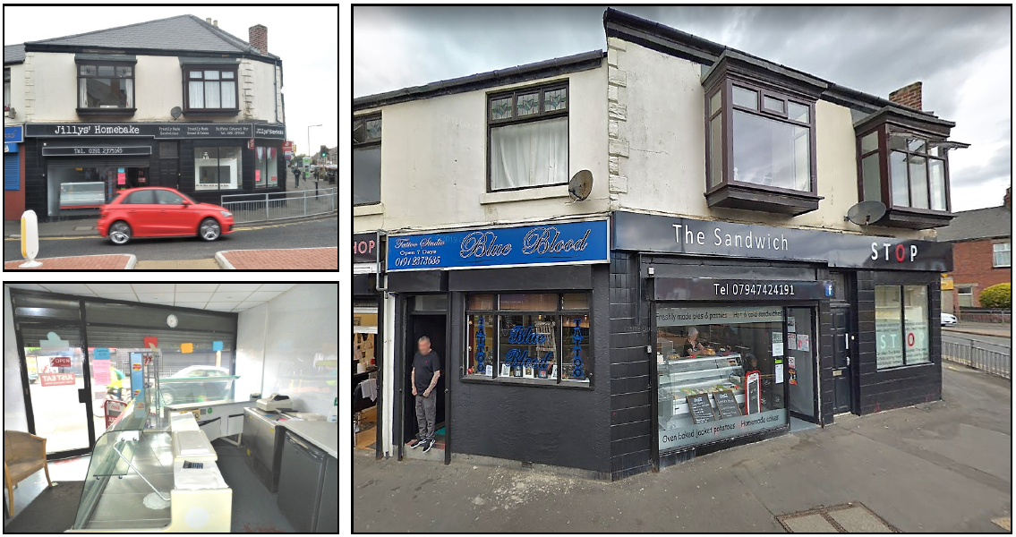 Retail Unit on Avenue Road, Seaton Delaval, NE25 0DU