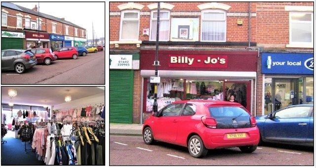 Retail Unit Kings Road, Middlesbrough, TS3 6EP
