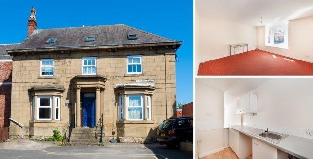 Flat in Woodbine Villas, Gateshead, Tyne & Wear, NE8 1RX