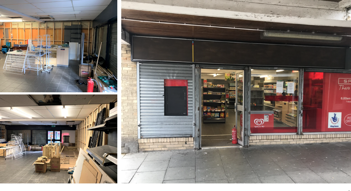 Retail Unit Chapel House Shopping Centre, Westerhope, Newcastle, NE5 1DT