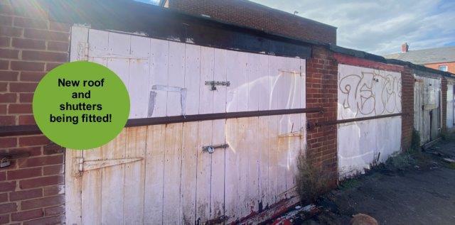 Garage Stanhope Road, South Shields, NE33 4TD