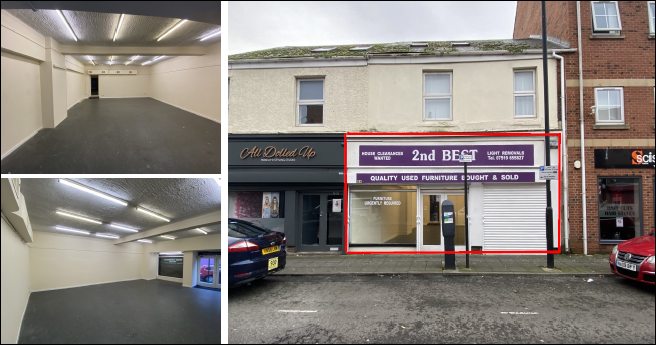 Retail Unit Nile Street, North Shields, NE29 0BG