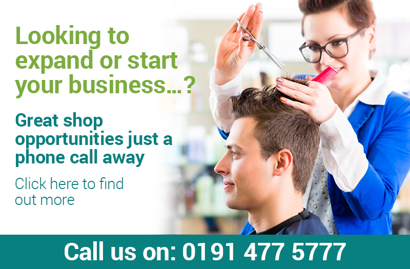 Looking to expand or start your business…? Great shop opportunities just a phone call away.
