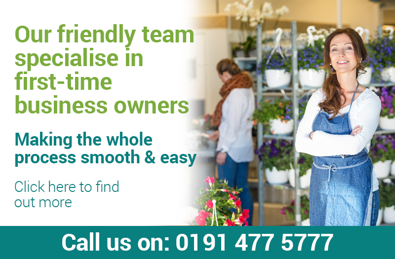 Our friendly team specialise in first-time business owners, making the whole process smooth and easy.