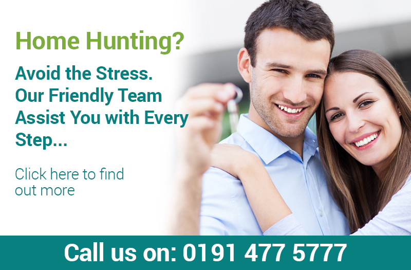 Home Hunting? Avoid the stress. Our Friendly Team Assist You with Every Step